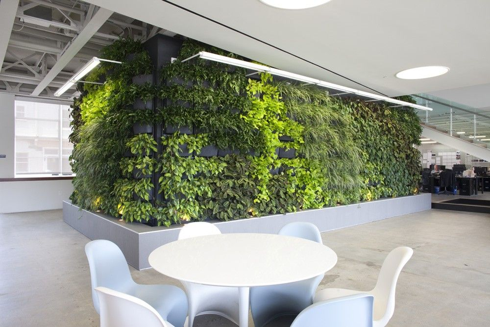 Snog Productions Los Angeles, California Date Of Install July 2013 Owner  Designers Lean Arch Number Of Planters 270 Grey Living Wall Planters  Irrigation The ...