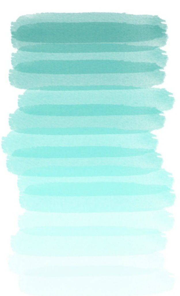 This Color Ombre Art Turquoise Favorite Color