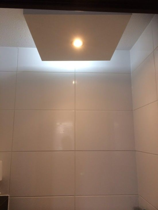 Ikea Lack Table Led Light With Bluetooth Speaker In Toilet Ikea