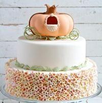 Gâteau de Cendrillon par movita Beaucoup