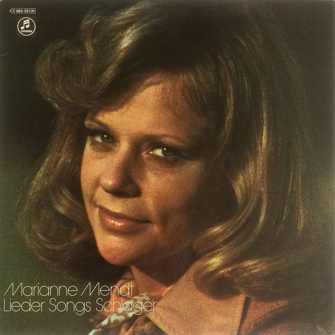 Marianne Mendt Lieder Songs Schlager Wiwwg Com Records