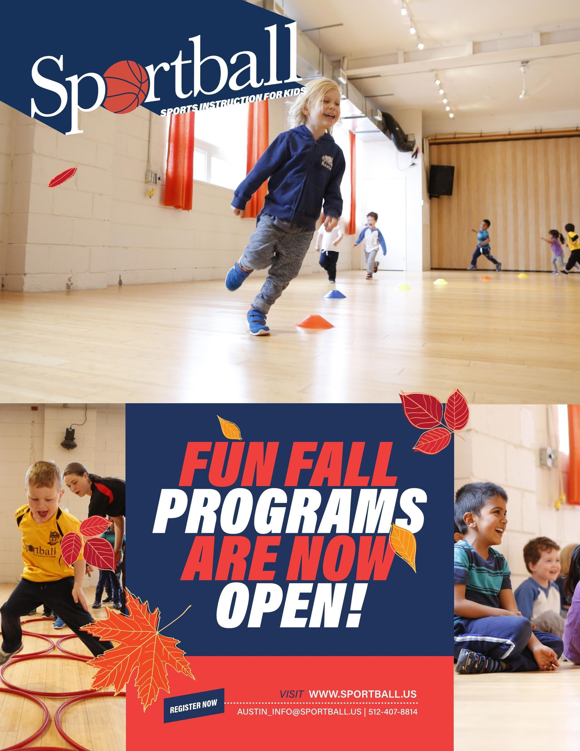Did You Know We Added Three New Weekend Programs Along With All Of Our School Based Programs Sportball Wil Sports Programme Weekend Programs Fun Things To Do