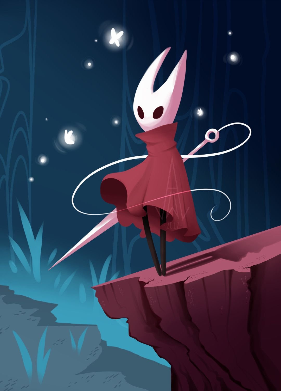 Image Result For Hollow Knight And Hornet Igrovye Arty
