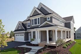 House Painted Intellectual Gray