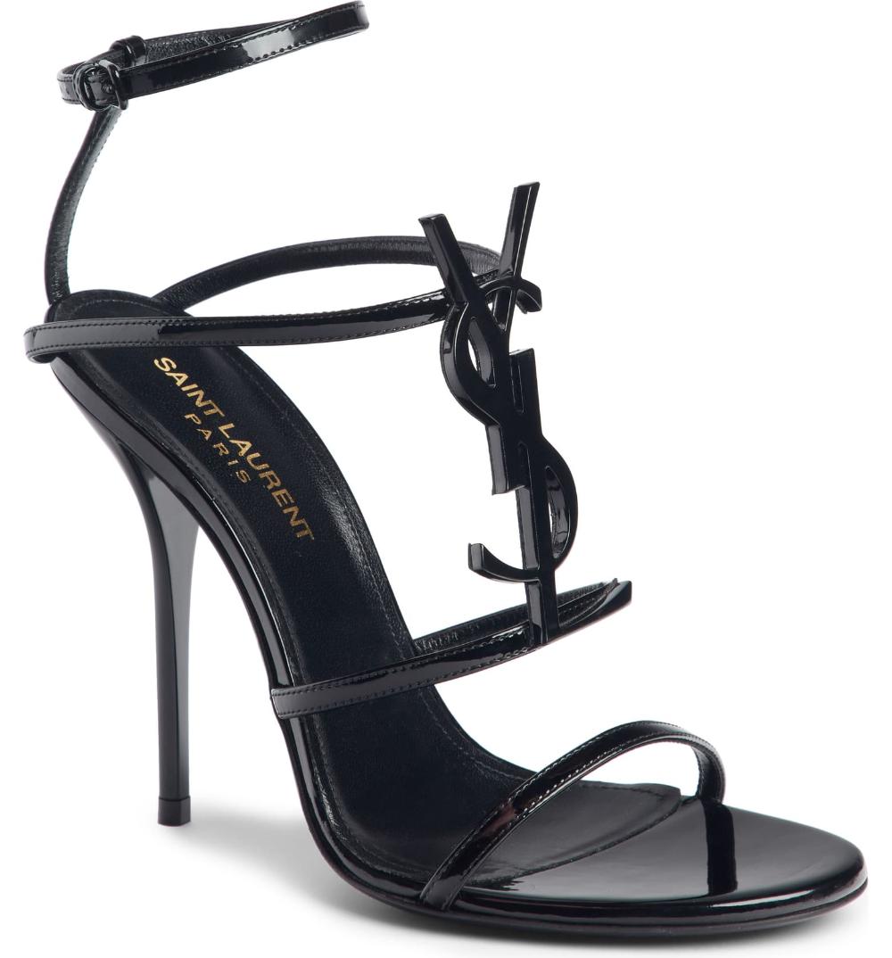 ysl women's shoes sandals