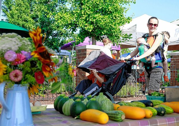 Farmers market morning | ThisWeek Community News