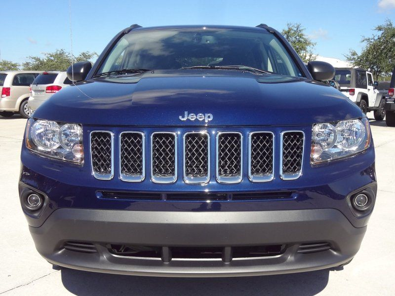 2014 Jeep Compass Sport True Blue Jeep Compass Jeep Compass