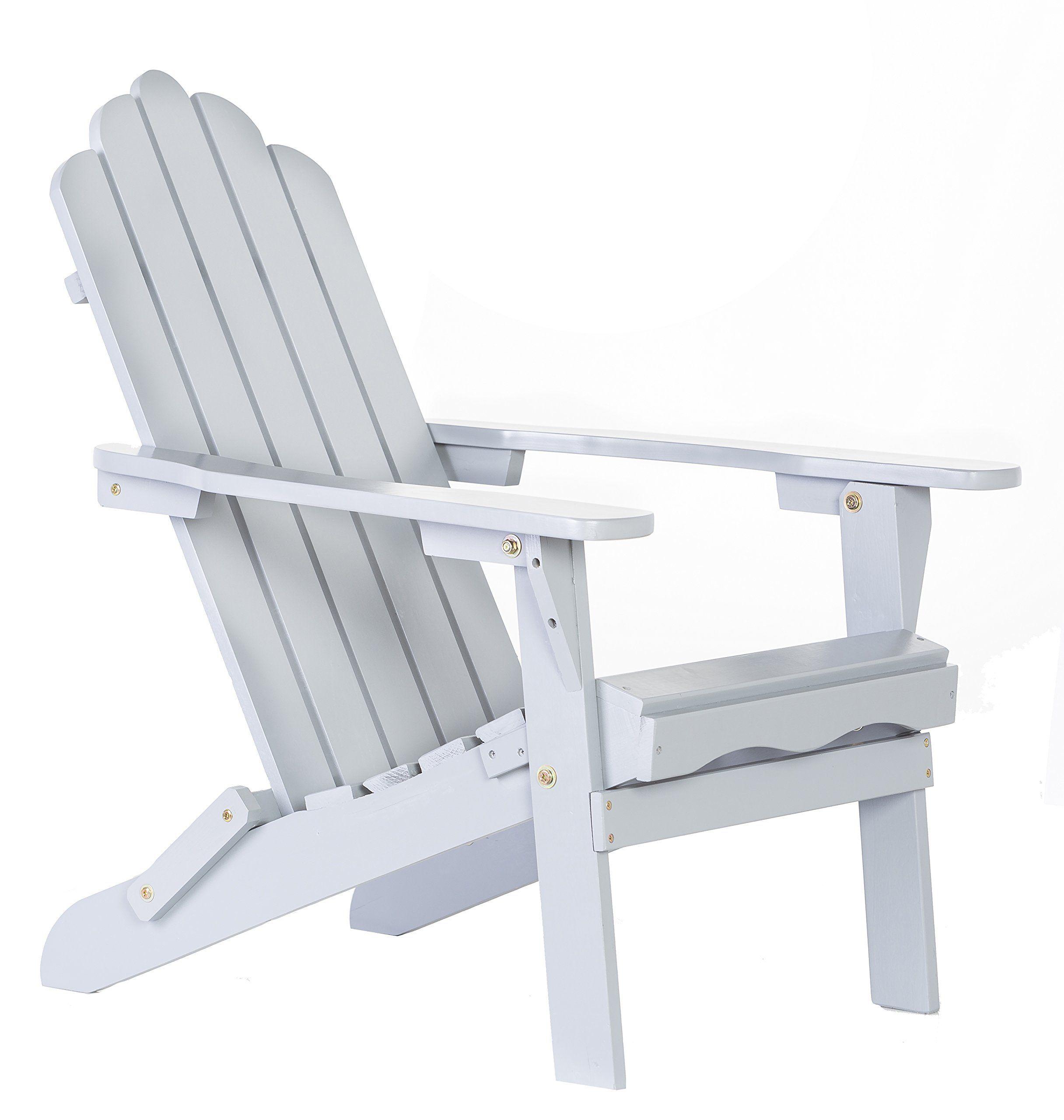 Table in a bag grey wood folding adirondack chair designer chair