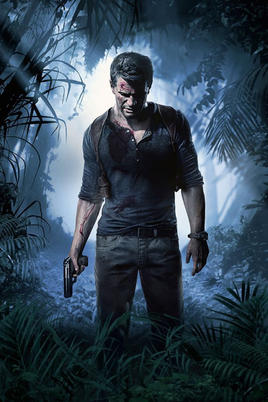Uncharted 4 A Thief S End Nathan Drake Poster Videogames Video Games Ps4 Uncharted Drake Wallpapers Nathan Drake