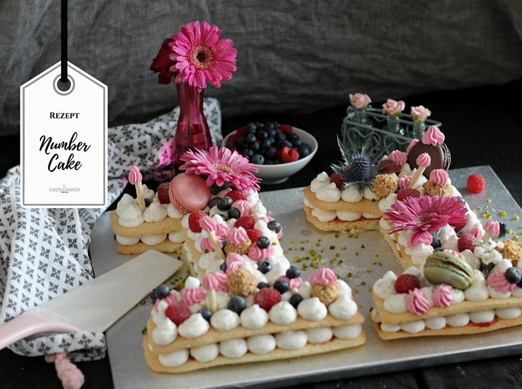 number cake letter cake zahlenkuchen so einfach geht der kuchentrend kuchen kuchen. Black Bedroom Furniture Sets. Home Design Ideas