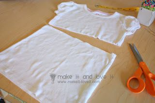 Re-Purposing: T-Shirt into Dress | Make It and Love It