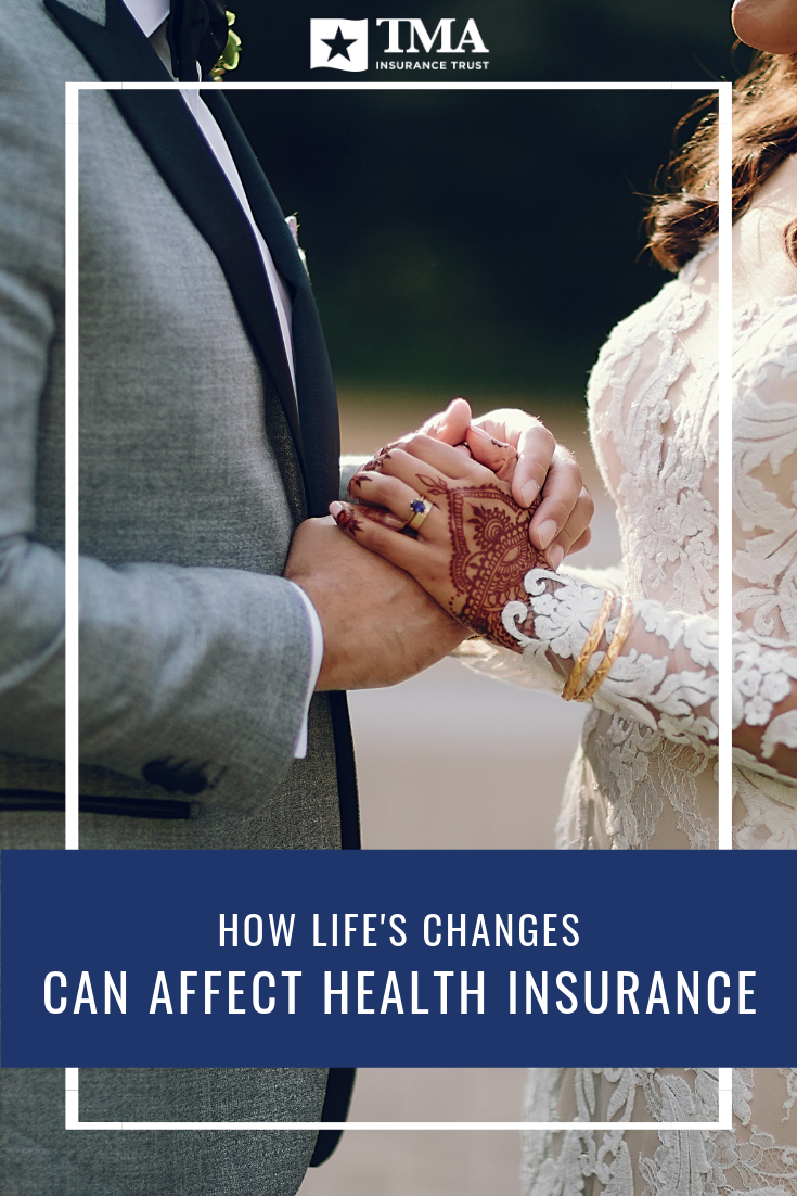 How Life's Changes Can Affect Health Insurance Health