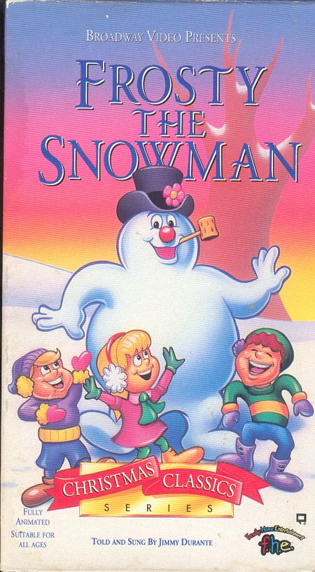 frosty the snowman classic christmas tv - Classic Christmas Shows