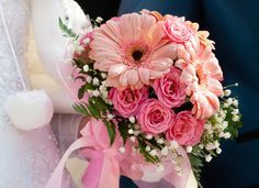 roses and gerbera daisies - Google Search
