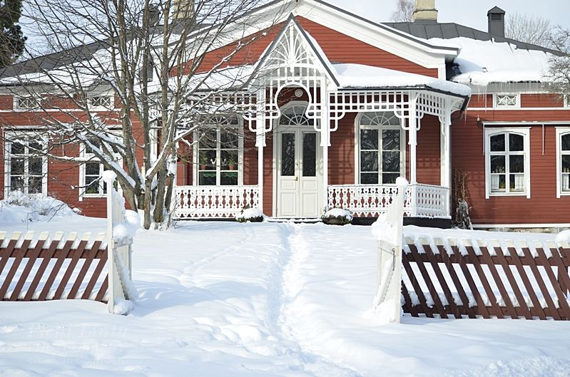 Strömsö Villa