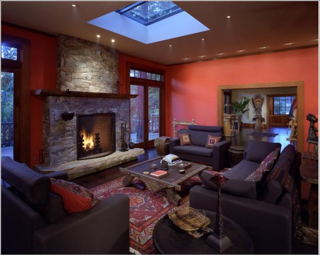 Google Image Result For Http3Bpblogspotfdbzxnrnhrutxn Interesting Southwestern Living Room 2018