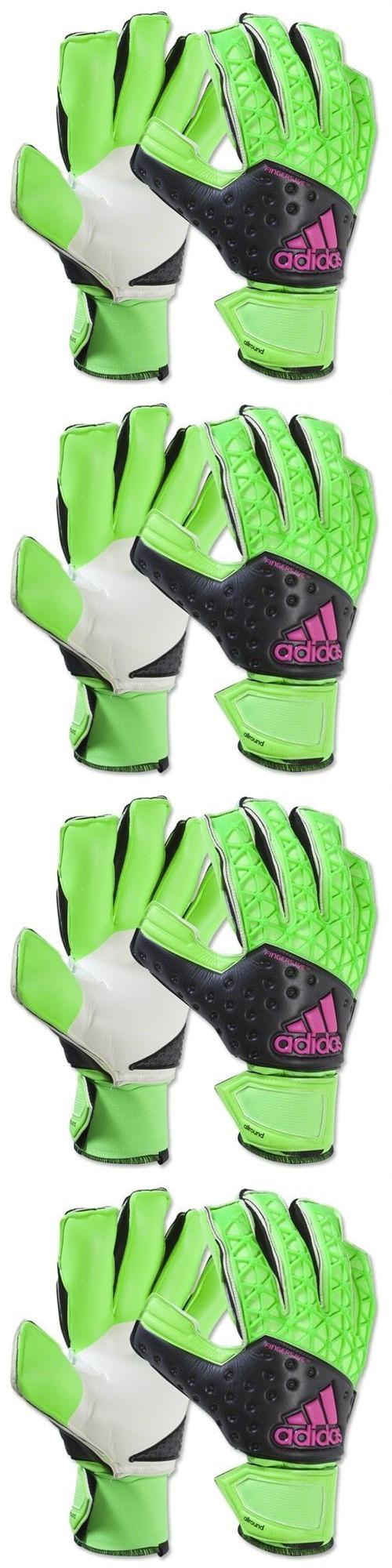 Gloves 57277: Adidas Goalkeeper Gloves Ace Zones Pro Sz 8 Solar Green Black Shock Pink Ah7803 -> BUY IT NOW ONLY: $85 on eBay!