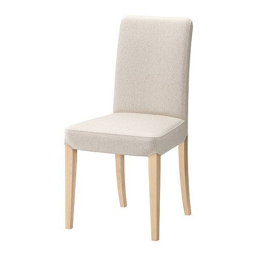 HENRIKSDAL Cadeira - Linneryd cru, - - IKEA