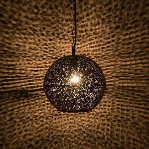 Lampe suspendu en dôme artemano