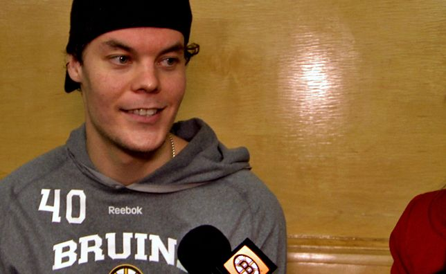 Boston Bruins — Getting to Know Tuukka