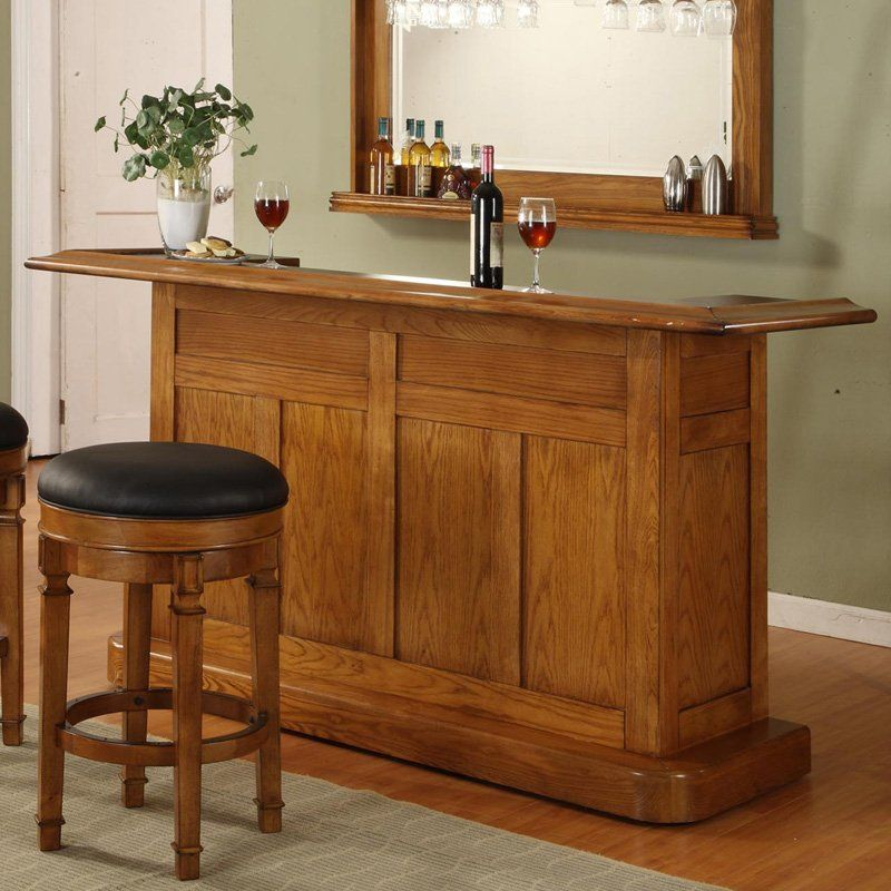 This Oak Felt Lined Drawer Home Bar Includes Plenty Of Bottle Storage As Well As A Stainless Steel Dry Sink Wine Bar Furniture Small Bars For Home Indoor Bar