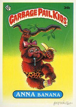 Pin By Steve Winkler On Garbage Pail Kids Original Series One Garbage Pail Kids Garbage Pail Kids Cards Kids Series