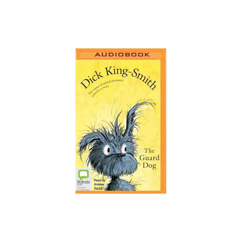 Guard Dog (MP3-CD) (Dick King-Smith) | Products | Dogs, Will