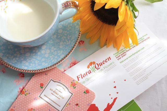 Livraison de fleurs  a l´international avec www.floraqueen.fr  !