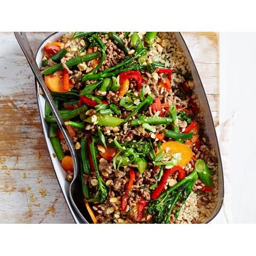 Chilli Mince With Beans And Rice Recipe In 2020 Food Recipes