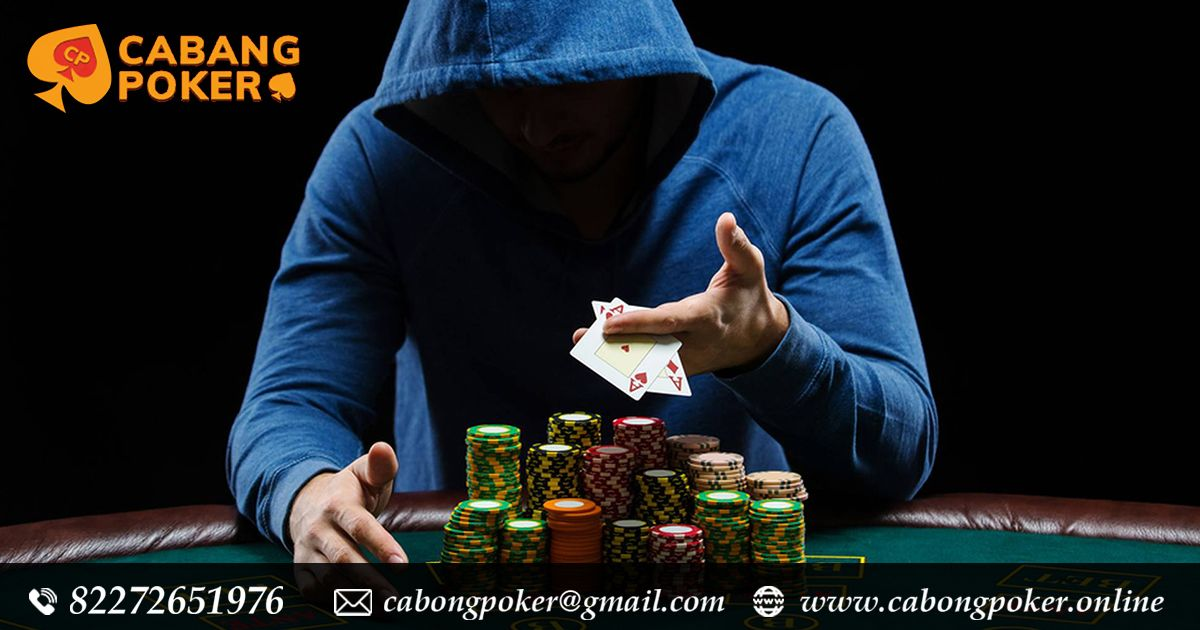 Mainkan Agen poker & Poker online di Indonasia hanya