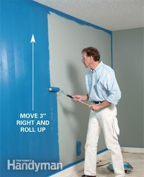 How To Paint A Room Fast Room Paint Painting Home Repair