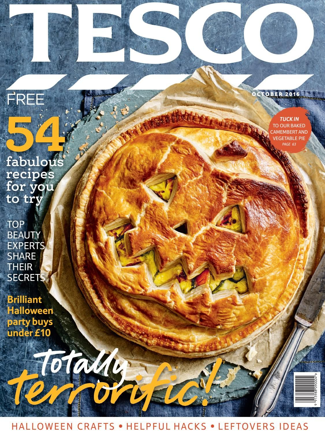 4a7fdc68022d Tesco magazine – October 2016 in 2019   Everything Scottish ...