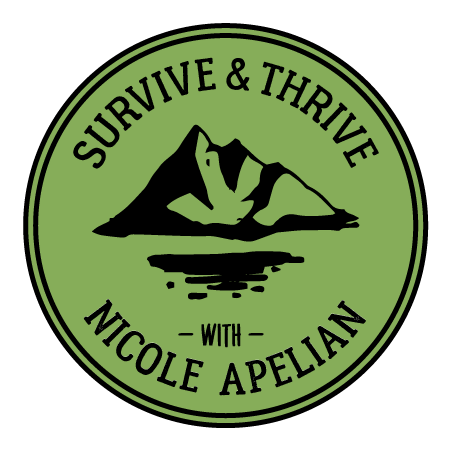 Nicole Apelian Logo Survival, Indigenous knowledge