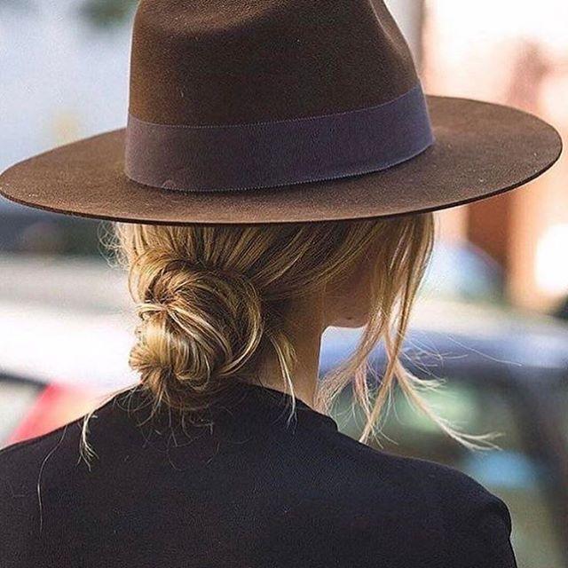 "53bd4b60d00e0  fashion4perfection  "" hairgoals via  fash  addicted ❤"" Women Hats"