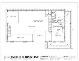 Image Result For 40x60 Shop With Living Quarters Shop Building Plans Metal House Plans Metal Shop Houses