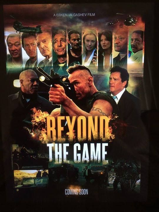 M.A.A.C. – Poster For Action-Ensemble BEYOND THE GAME