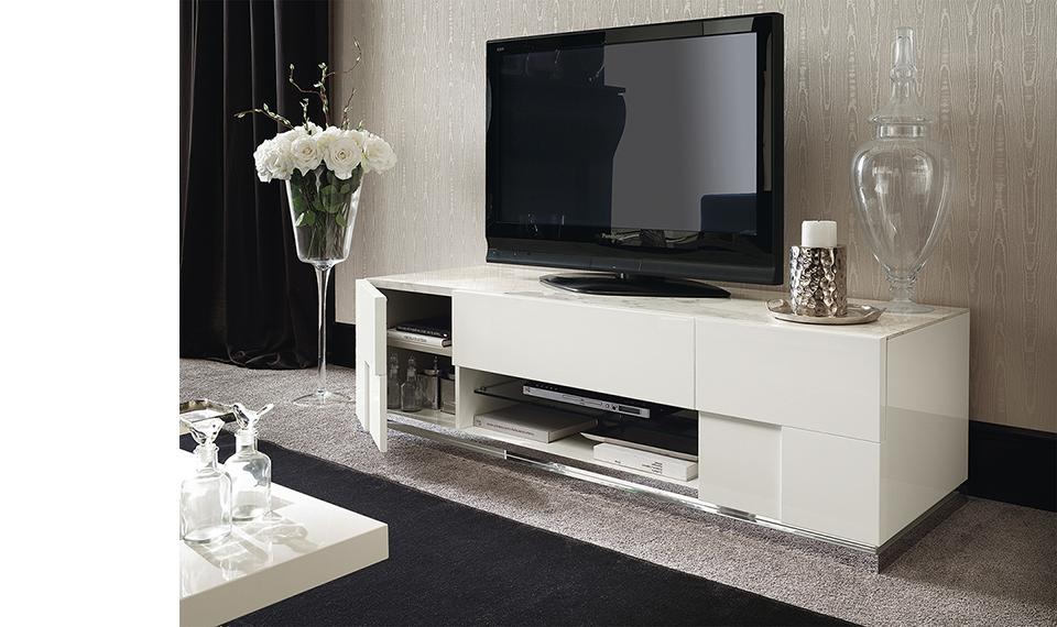 Canova Tv Stand By Alf Modern Tv Units Tv Unit White Entertainment Center
