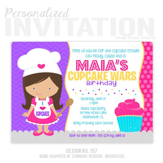 cupcake invitations cupcake invitations projects to try