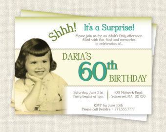 Birthday surprise 60th birthday party invitations as additional birthday surprise 60th birthday party invitations as additional pretty birthday invitation inspiration from us 4 filmwisefo