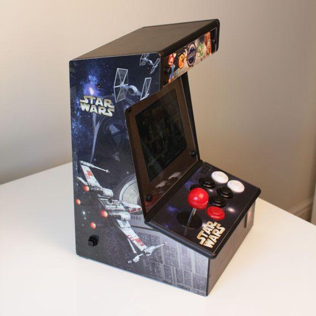borne arcade raspberry pi zero