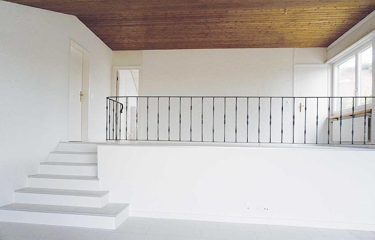 Tolle Auf Zwei Ebenen Liegende 3 5 Zimmer Wohnung In Herrliberg
