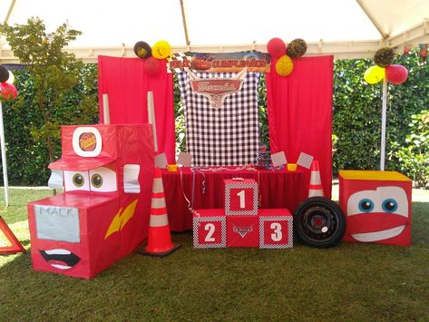 Best Cars Birthday Party Decorations Disney Ideas