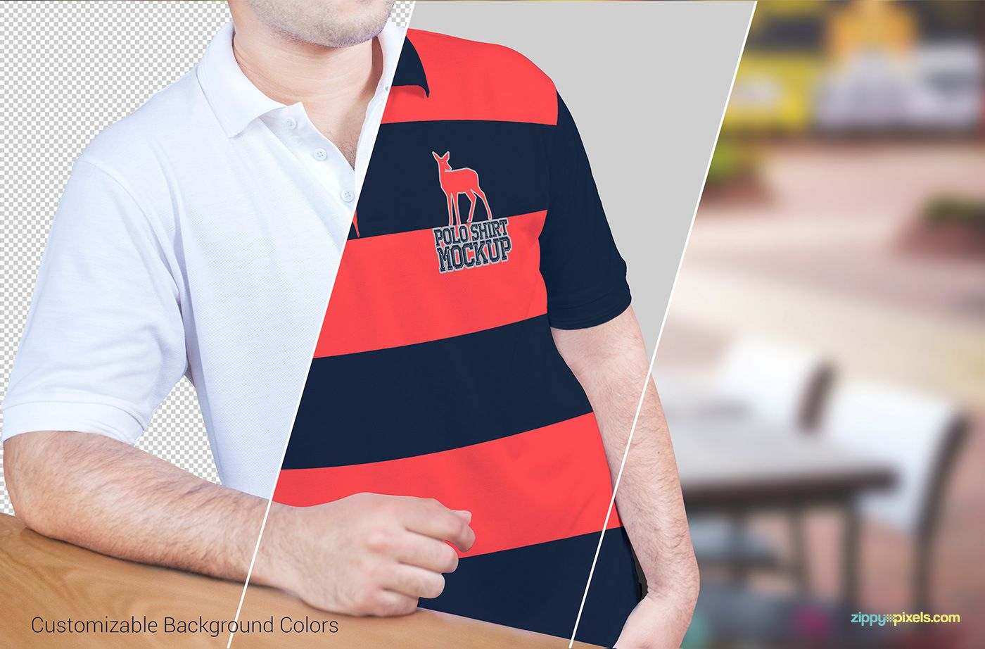 Download Amazing Free Polo Shirt Mockup Fribly Shirt Mockup Clothing Mockup Polo Shirt Design
