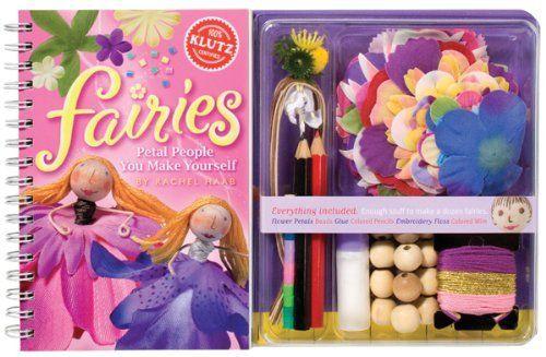 Fairies Petal People You Make Yourself Klutz By Rachel Haab