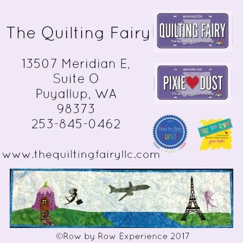 The Quilting Fairy - Puyallup WA