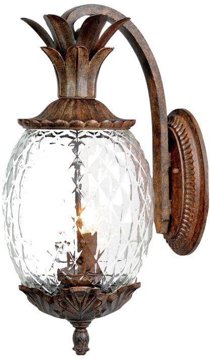 Acclaim Lighting 7502 Lanai Two Light Wall Lantern Outdoor Sconces Outdoor Light Fixtures Outdoor Wall Lantern