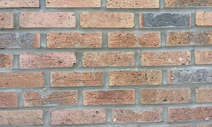 Middlecut Style Brick Veneers Inside Color Cheap Thin