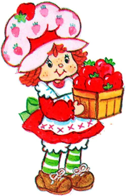 strawberry shortcake images clipart clip art strawberry rh pinterest com strawberry shortcake dessert clipart strawberry shortcake clipart black and white