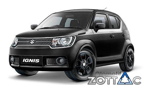 Yang Baru 2017 Suzuki Ignis Review Spec Harga Dan Simulasi