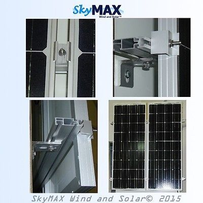 7 Foot Heavy Duty Solar Panel Mounting Rack For Pv Photovoltaic Rv Boat Solar Panels Solar Photovoltaic